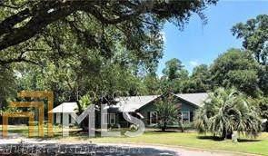 114 Springhouse Dr, Savannah, GA 31419 (MLS #8658326) :: The Stadler Group