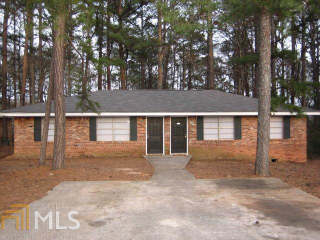 6540 Lower Dixie Lk Rd, Union City, GA 30291 (MLS #8658494) :: The Heyl Group at Keller Williams
