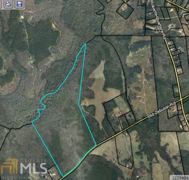 0 0 Old Zebulon Rd, Williamson, GA 30292 (MLS #8658837) :: The Stadler Group