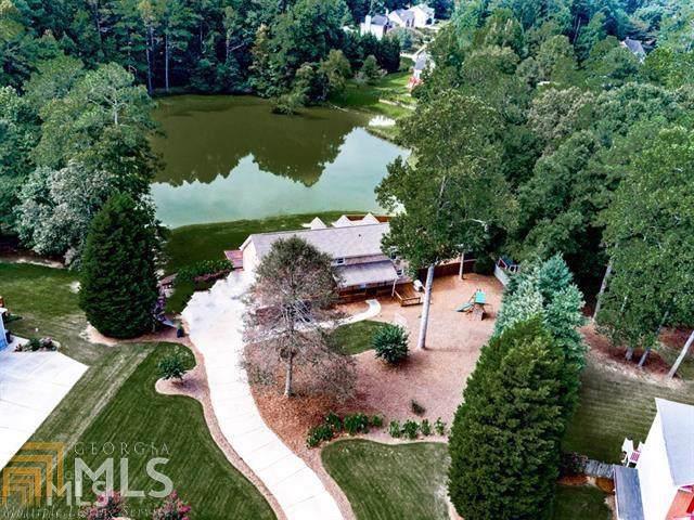 3833 Glenlake Dr, Douglasville, GA 30134 (MLS #8659029) :: Buffington Real Estate Group