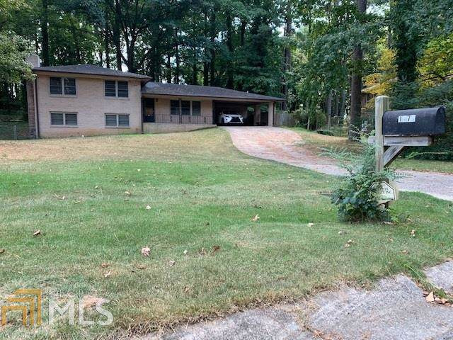 1479 Hammack Dr, Morrow, GA 30260 (MLS #8659844) :: The Heyl Group at Keller Williams