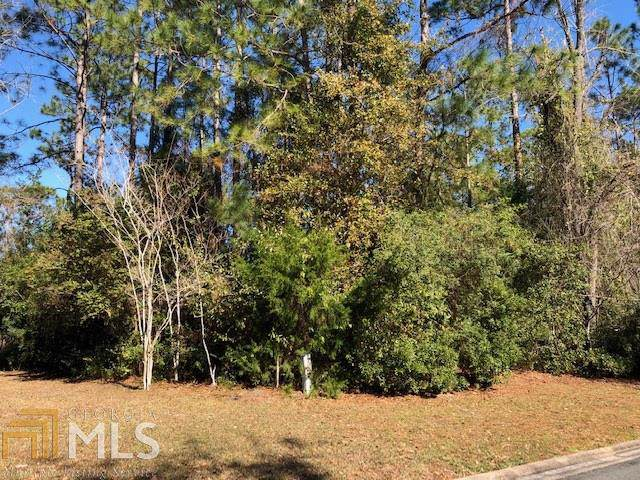 1029 Greenwillow Dr Lot 204, St. Marys, GA 31558 (MLS #8660511) :: The Heyl Group at Keller Williams