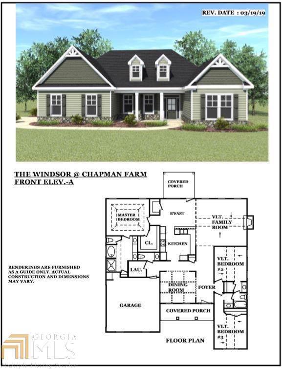 Lot 16 Chapman Farm Rd Lot 16, Senoia, GA 30276 (MLS #8660544) :: Rettro Group