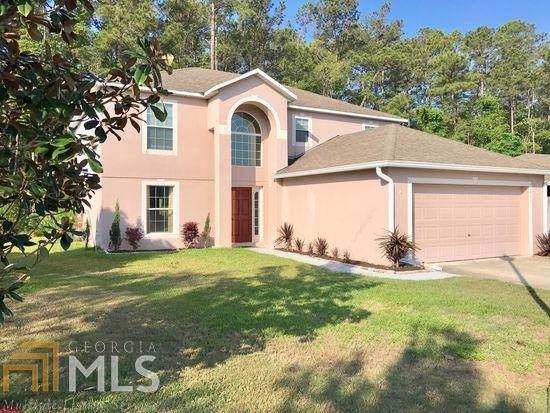 263 Pine Bluff Drive, Kingsland, GA 31548 (MLS #8661211) :: The Heyl Group at Keller Williams