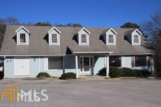 219 Highway 123, Toccoa, GA 30577 (MLS #8661462) :: The Heyl Group at Keller Williams