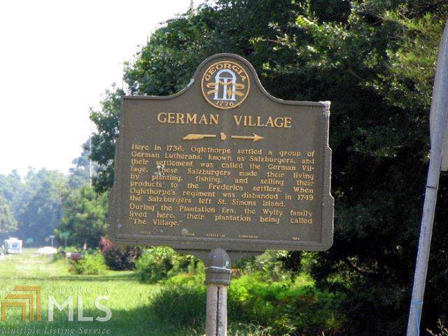 0 Villiage Village Bluff St, St. Simons, GA 31522 (MLS #8661851) :: The Heyl Group at Keller Williams