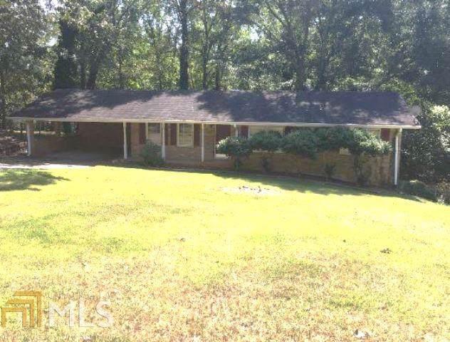 5515 Richland Dr, Douglasville, GA 30135 (MLS #8665660) :: Buffington Real Estate Group