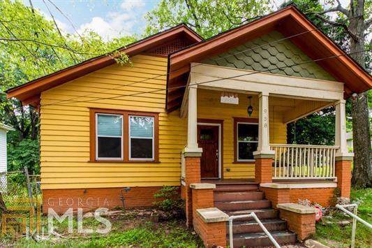 958 Crew St, Atlanta, GA 30315 (MLS #8668213) :: The Heyl Group at Keller Williams