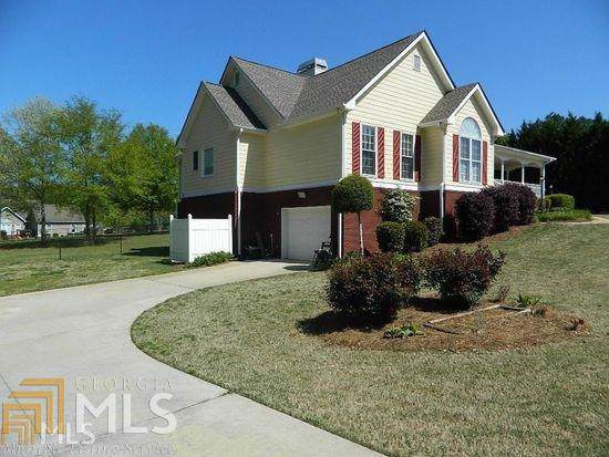 15 Rutherford Pl, Social Circle, GA 30025 (MLS #8671405) :: Rettro Group