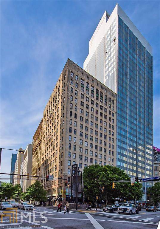32 NW Peachtree St #1101, Atlanta, GA 30303 (MLS #8672642) :: Team Cozart