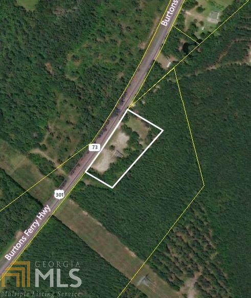 5022 Burtons Ferry Hwy, Sylvania, GA 30467 (MLS #8673402) :: RE/MAX Eagle Creek Realty