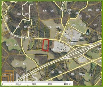 0 Highway 51, Carnesville, GA 30521 (MLS #8673535) :: Bonds Realty Group Keller Williams Realty - Atlanta Partners