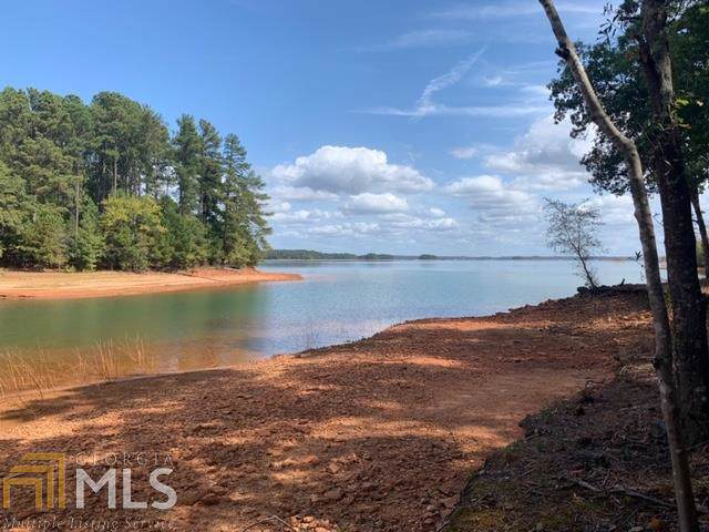 0 Yacht Club Rd, Hartwell, GA 30643 (MLS #8673855) :: Athens Georgia Homes