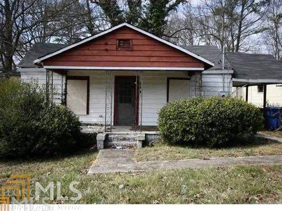 118 NW Stafford St, Atlanta, GA 30314 (MLS #8674496) :: Athens Georgia Homes