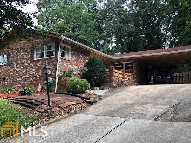 3730 Rockbridge Rd, Stone Mountain, GA 30083 (MLS #8676228) :: RE/MAX Eagle Creek Realty
