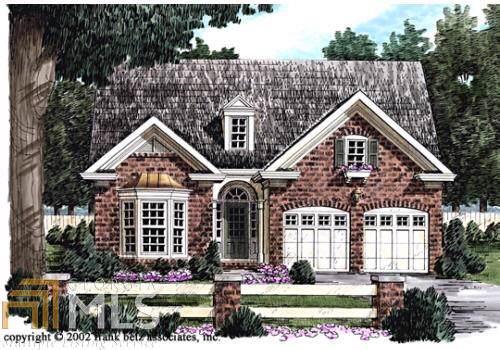 B12 Savannah Way B12, Milner, GA 30257 (MLS #8676461) :: Bonds Realty Group Keller Williams Realty - Atlanta Partners
