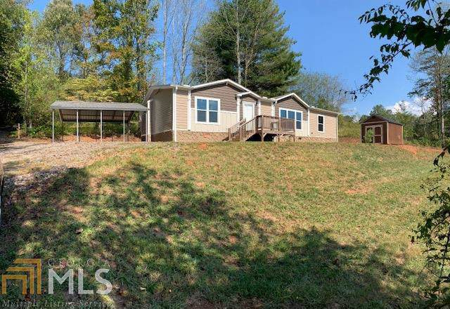 630 Yonaquah Rd, Hiawassee, GA 30546 (MLS #8676638) :: Buffington Real Estate Group