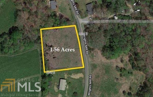 0 Wrights Mill Road, Canton, GA 30115 (MLS #8676695) :: Buffington Real Estate Group
