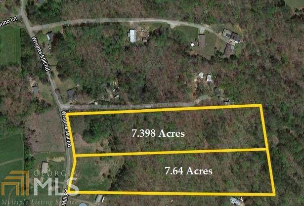 0 Wrights Mill Road Tract 3, Canton, GA 30115 (MLS #8676714) :: Buffington Real Estate Group