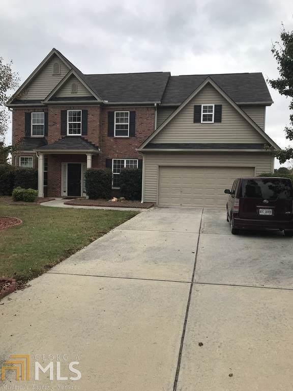 2176 Grant Avenue, Mcdonough, GA 30252 (MLS #8677105) :: Athens Georgia Homes