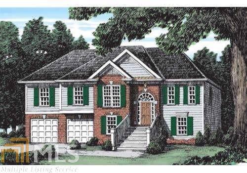 4643 Reminisce Way, Douglasville, GA 30134 (MLS #8678770) :: The Heyl Group at Keller Williams