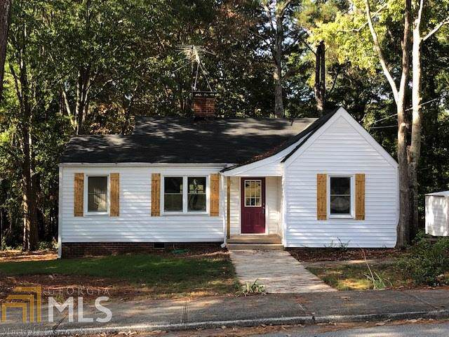 109 Glen Iris Dr, Monroe, GA 30655 (MLS #8678835) :: Bonds Realty Group Keller Williams Realty - Atlanta Partners