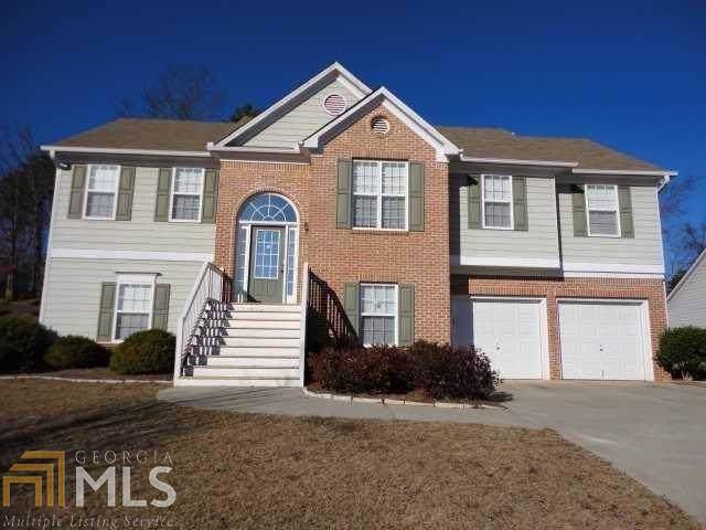 3818 Walnut Grove Way, Gainesville, GA 30506 (MLS #8680579) :: Military Realty