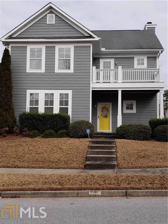 4617 Legacy Square, Atlanta, GA 30349 (MLS #8680827) :: Bonds Realty Group Keller Williams Realty - Atlanta Partners