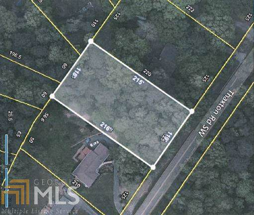 Lot 4 Thaxton Rd, Atlanta, GA 30331 (MLS #8680899) :: Buffington Real Estate Group