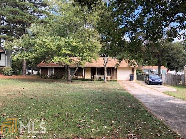 7574 Becker Ct, Jonesboro, GA 30236 (MLS #8681330) :: Military Realty