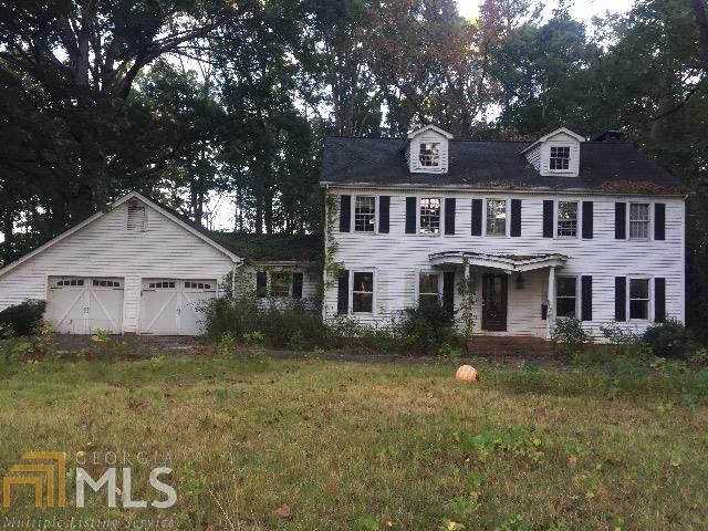 3018 Hickory Grove Rd Nw, Acworth, GA 30101 (MLS #8681774) :: Keller Williams Realty Atlanta Partners
