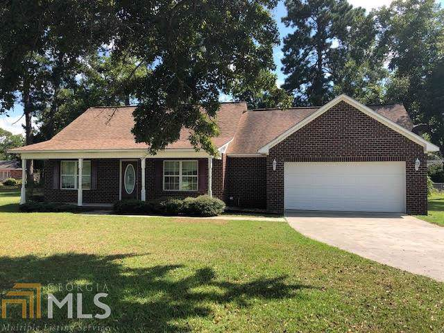 508 Park Ave, Claxton, GA 30417 (MLS #8683121) :: The Heyl Group at Keller Williams