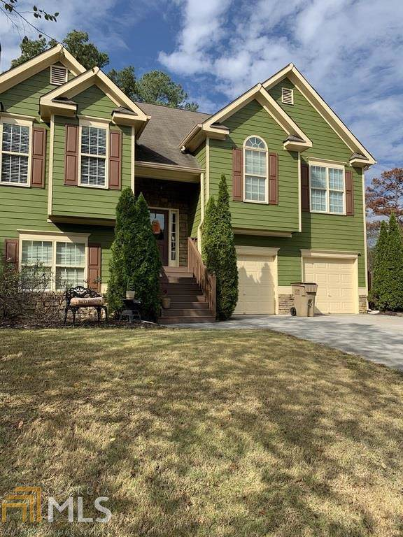 4069 N Shores Dr, Acworth, GA 30101 (MLS #8683154) :: Military Realty