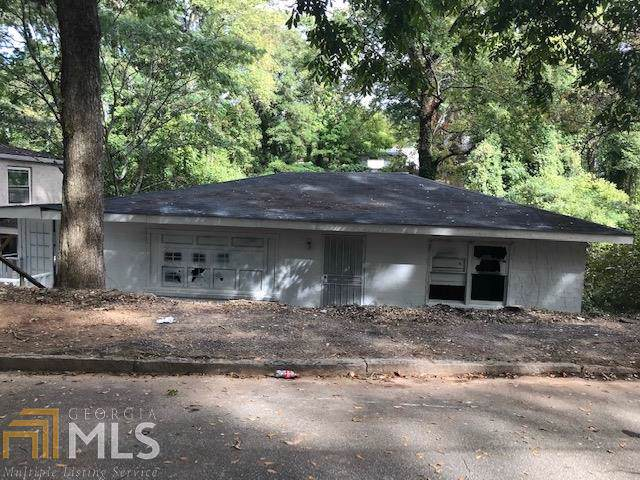 31 NW Rockmart Dr, Atlanta, GA 30314 (MLS #8683942) :: Bonds Realty Group Keller Williams Realty - Atlanta Partners