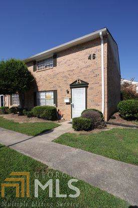 4701 Flat Shoals Rd Unit 46F, Union City, GA 30291 (MLS #8684045) :: Athens Georgia Homes