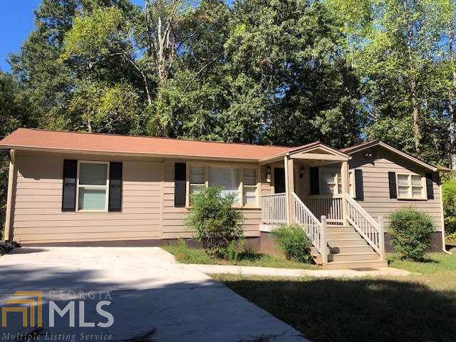 6905 Camp Valley Rd, Riverdale, GA 30296 (MLS #8684998) :: The Heyl Group at Keller Williams