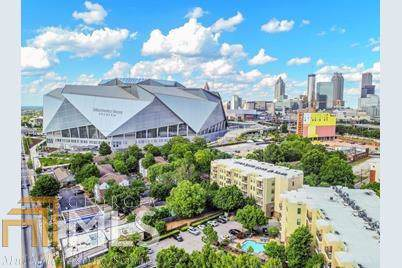425 SW Chapel St #1101, Atlanta, GA 30313 (MLS #8686887) :: RE/MAX Eagle Creek Realty