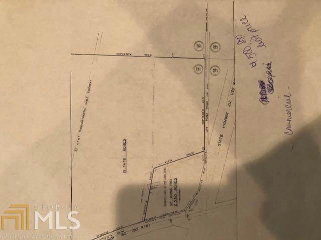 0 Highway 162, Covington, GA 30016 (MLS #8687156) :: Bonds Realty Group Keller Williams Realty - Atlanta Partners