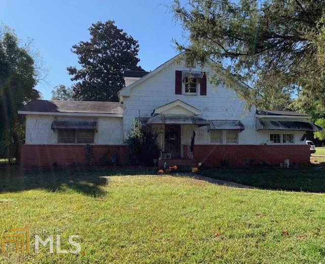 1104 E Mcintosh Rd, Griffin, GA 30223 (MLS #8689203) :: Buffington Real Estate Group