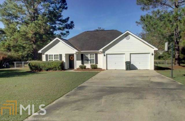 2125 Alexis Dr, Claxton, GA 30417 (MLS #8689249) :: The Heyl Group at Keller Williams