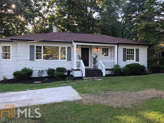 1361 Centra Villa, Atlanta, GA 30311 (MLS #8689929) :: Military Realty