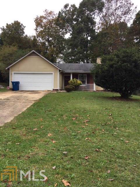 10353 Wisteria, Jonesboro, GA 30238 (MLS #8690403) :: RE/MAX Eagle Creek Realty