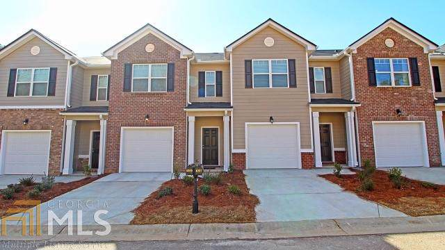 6346 Rockaway Rd #23, Atlanta, GA 30349 (MLS #8690534) :: The Heyl Group at Keller Williams