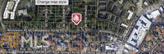 516 Wimbledon Rd, Atlanta, GA 30324 (MLS #8690795) :: Buffington Real Estate Group