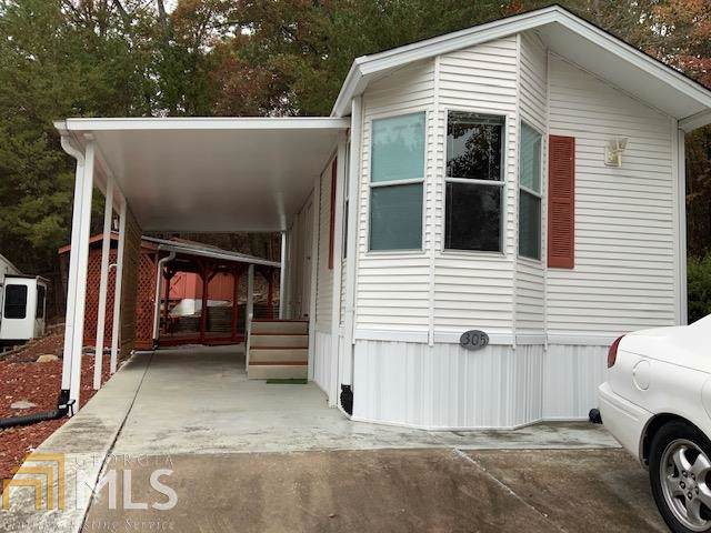 45 Holiday Loop #305, Cleveland, GA 30528 (MLS #8691093) :: Buffington Real Estate Group