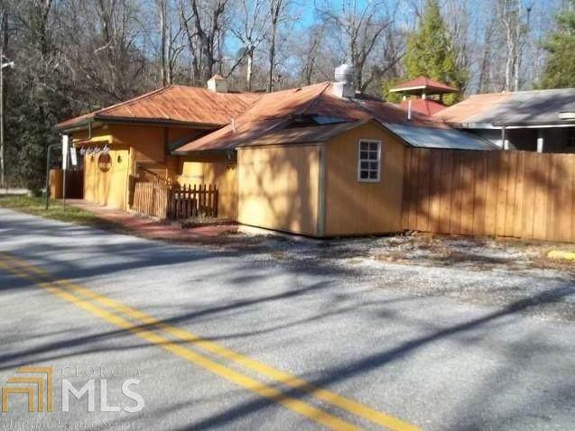 5136 Laurel Lodge Rd, Clarkesville, GA 30523 (MLS #8691485) :: Buffington Real Estate Group