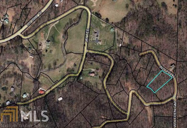 0 Wolfpen Ct #8, Hiawassee, GA 30546 (MLS #8692068) :: Bonds Realty Group Keller Williams Realty - Atlanta Partners