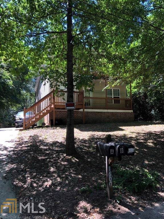 1600 North Ave, Atlanta, GA 30318 (MLS #8692084) :: The Durham Team