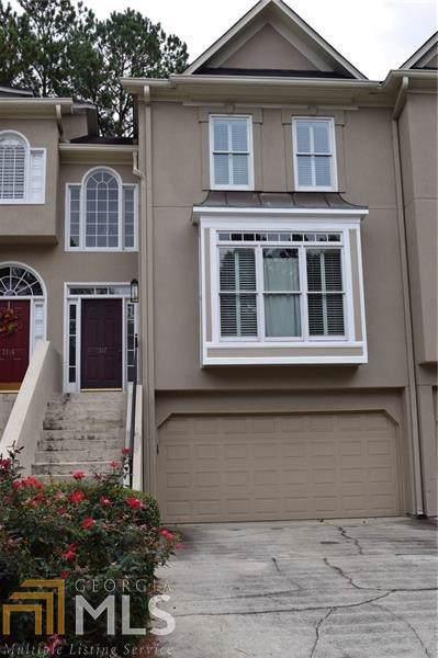 2512 Oakwood Way, Smyrna, GA 30080 (MLS #8692370) :: Buffington Real Estate Group