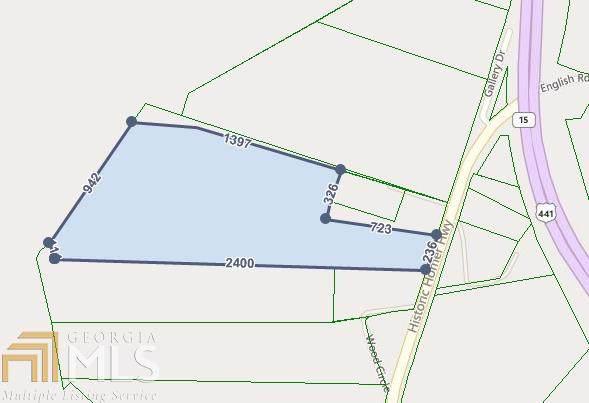 0 Historic Homer Hwy, Homer, GA 30547 (MLS #8692469) :: Buffington Real Estate Group